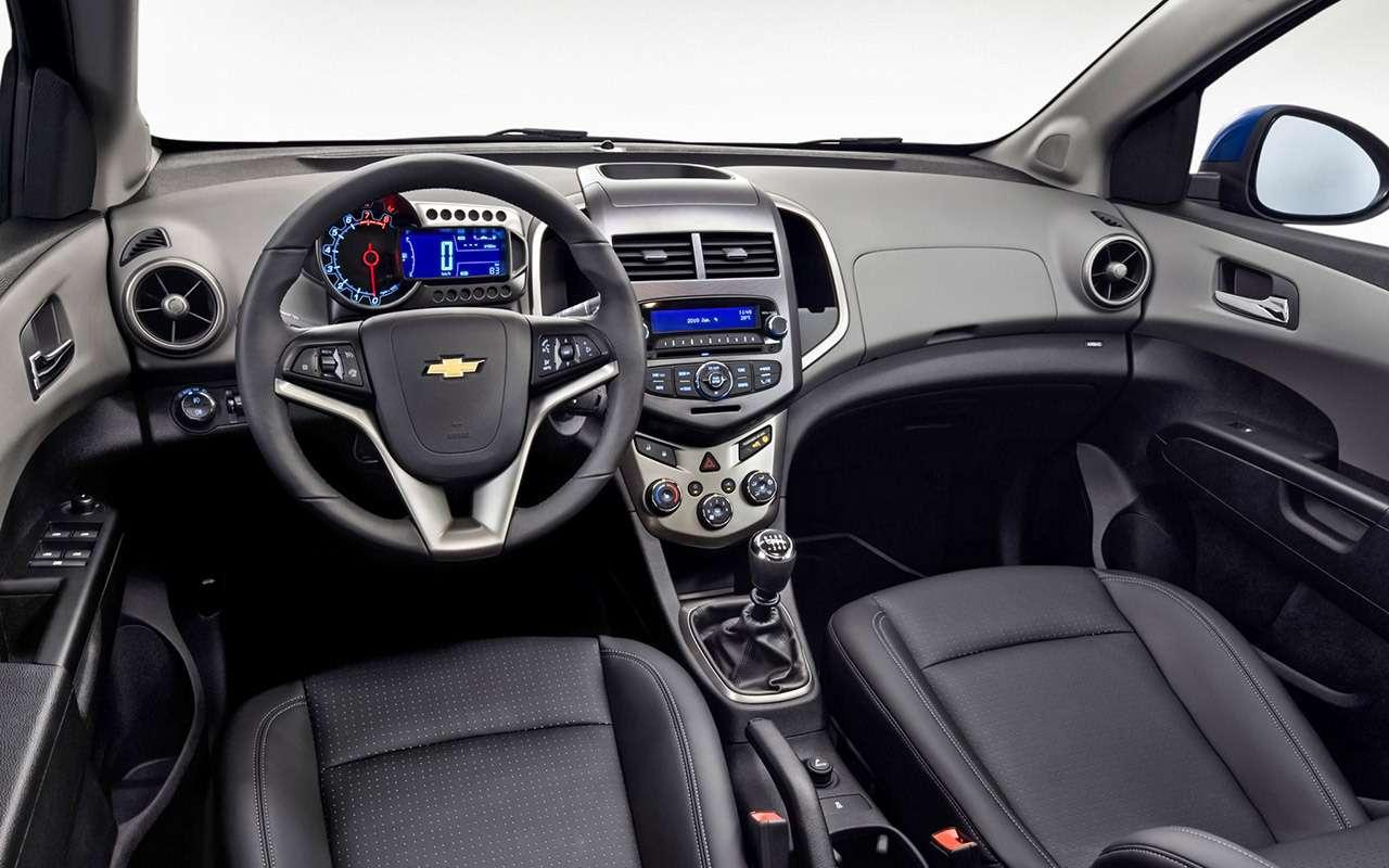Chevrolet Aveo навторичке— все неисправности истоимость ремонта— фото 900657