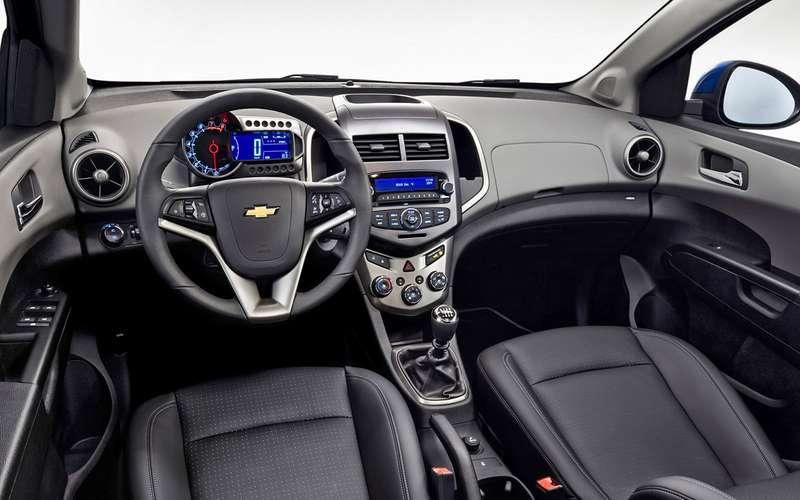 Chevrolet Aveo навторичке— все неисправности истоимость ремонта