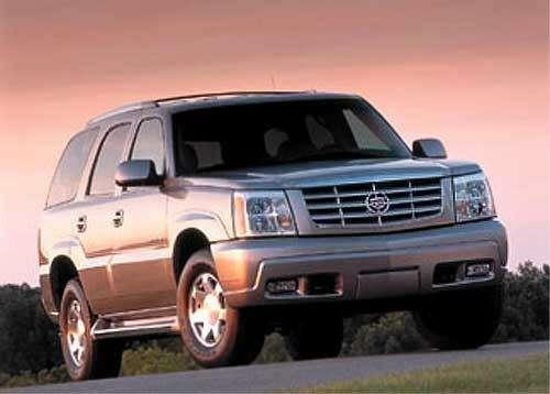 Платиновый Cadillac Escalade