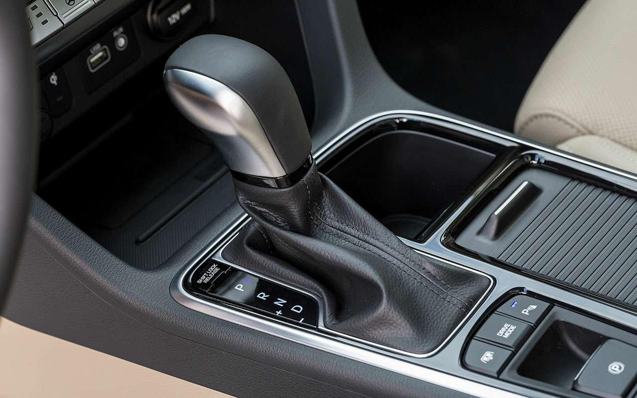 Новая Hyundai Sonata— первый тест-драйв— фото 798491