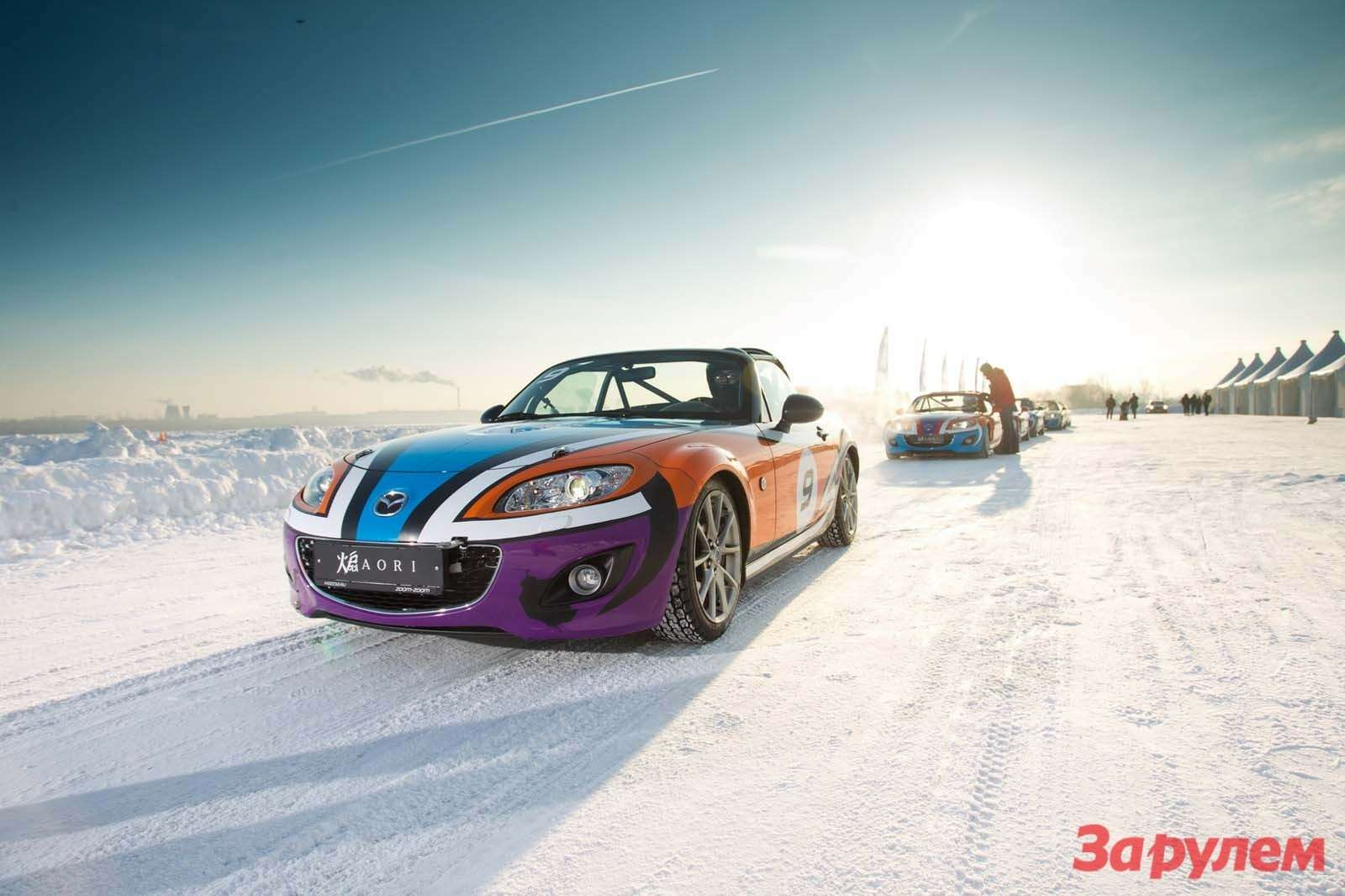 Mazda MX 5 Ice Race 2013      36
