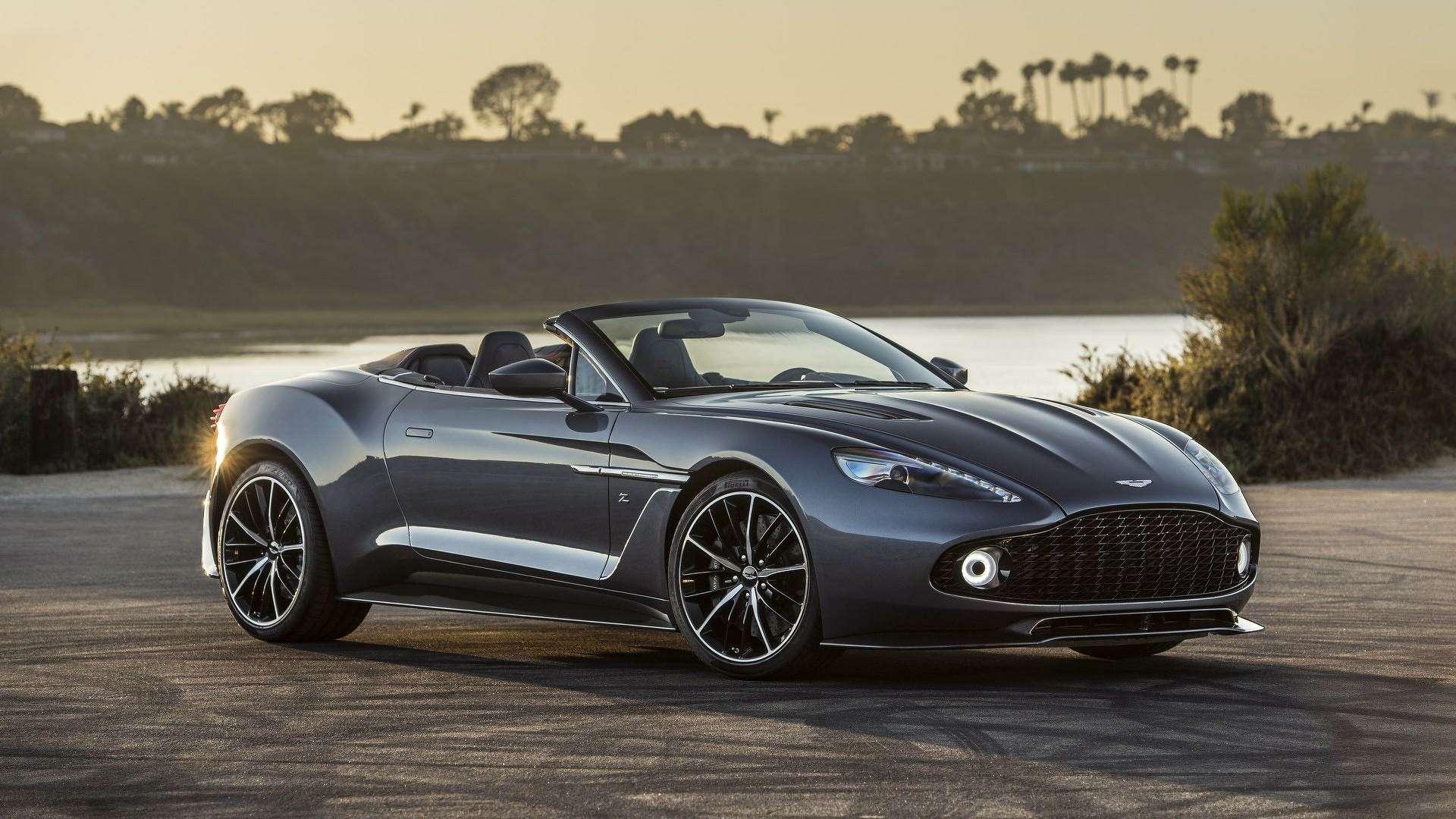 Новый, божественно красивый «сарай» Aston Martin идругие проекты Zagato— фото 808148