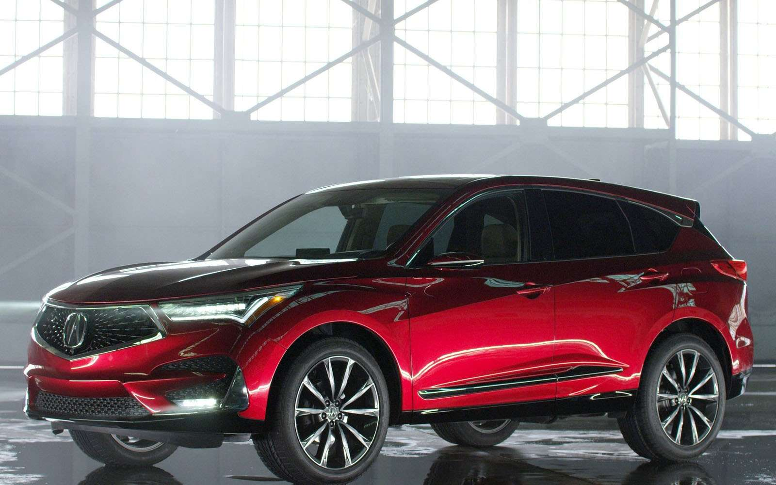 Новая Acura RDX: везите кнам еескорей!— фото 836449