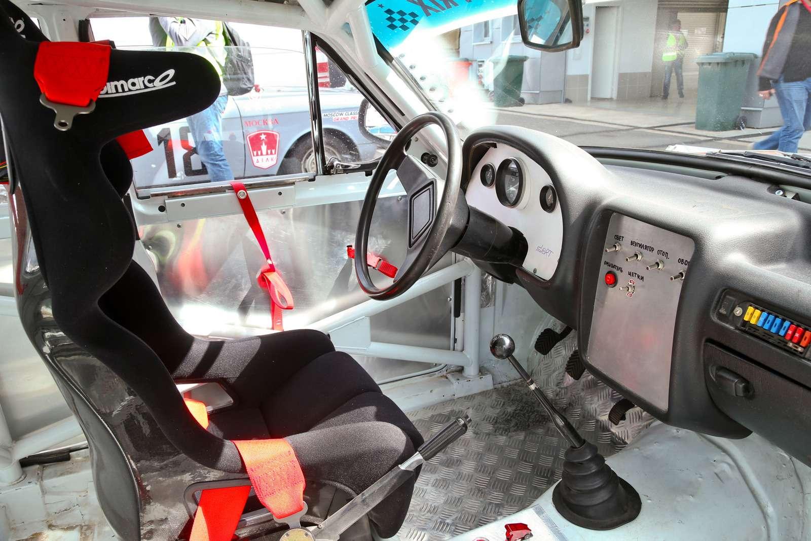 Выводим Волгу ГАЗ-24на Moscow Classic Grand Prix: вспомнить всё— фото 614546