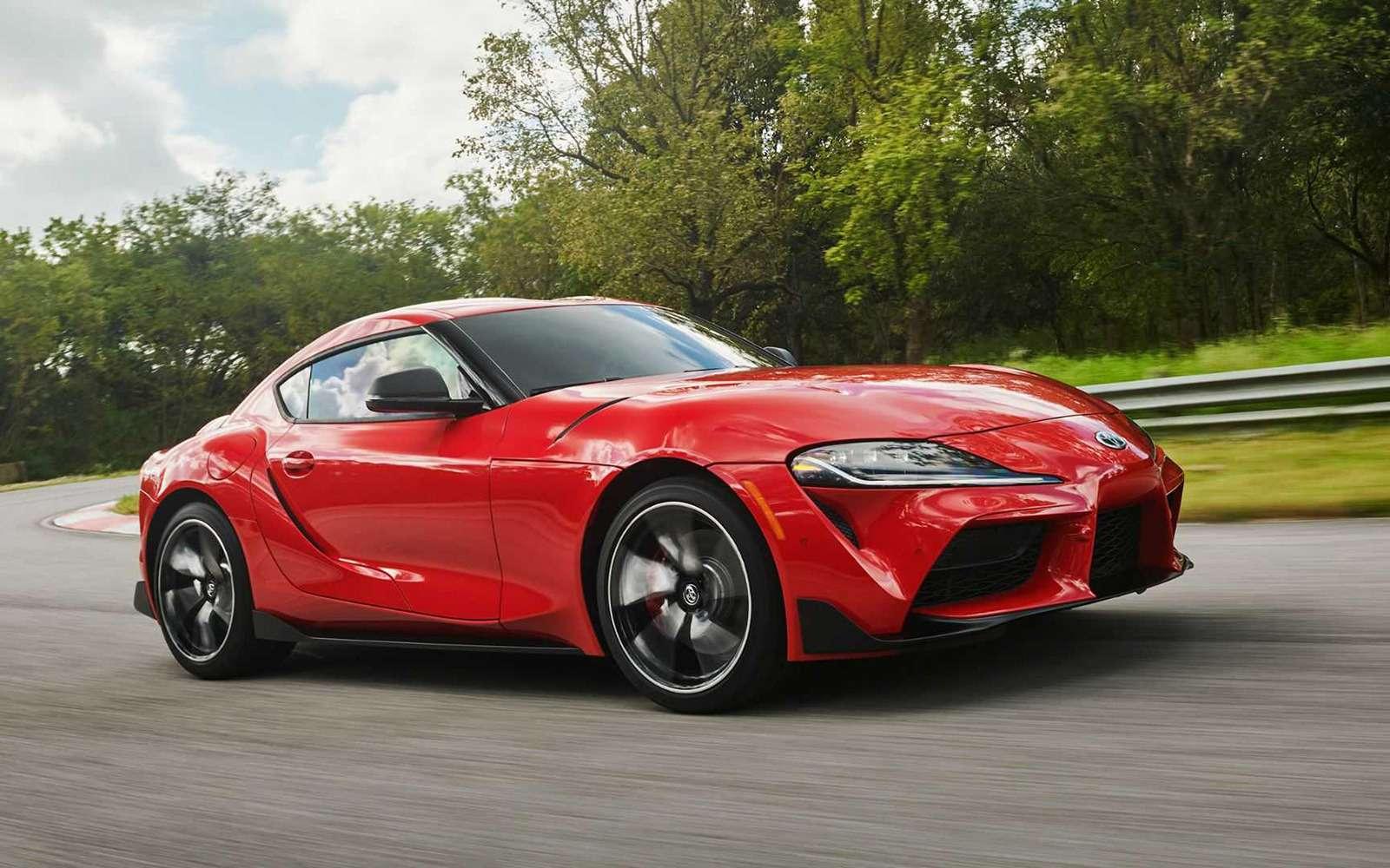 Новая Toyota Supra: еебудут продавать ивРоссии!— фото 940155