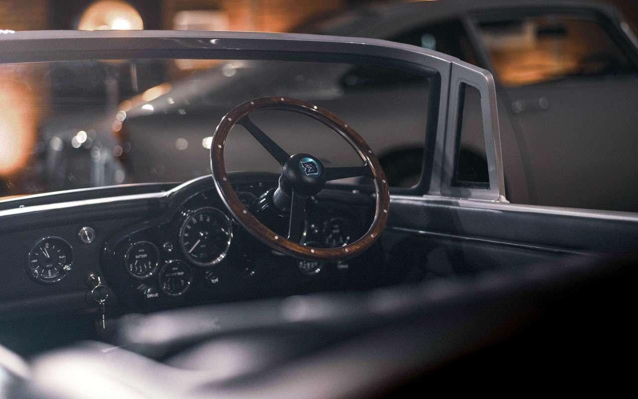 Aston Martin выпустил игрушку длядетей. Дороже Мерседеса— фото 1163691