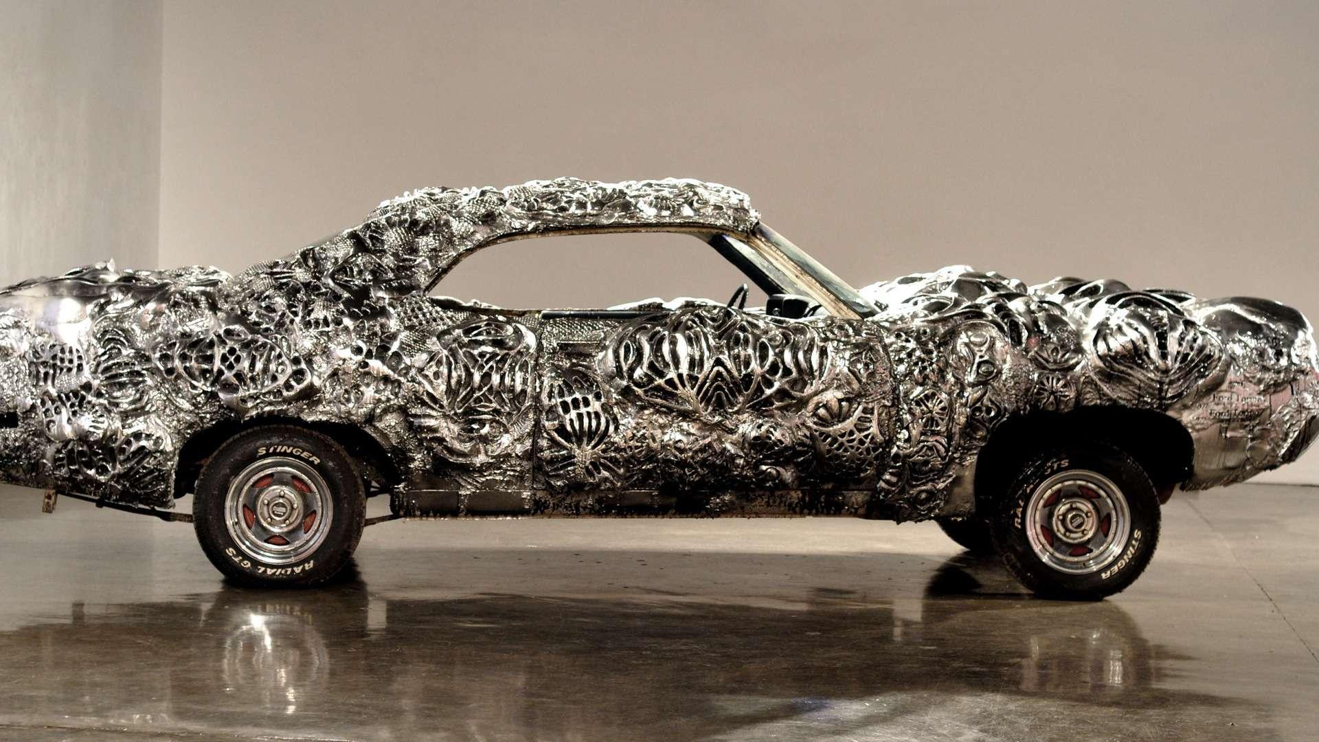 Автомобиль-ужас из3D-принтера: распечатал ипродал— фото 695700