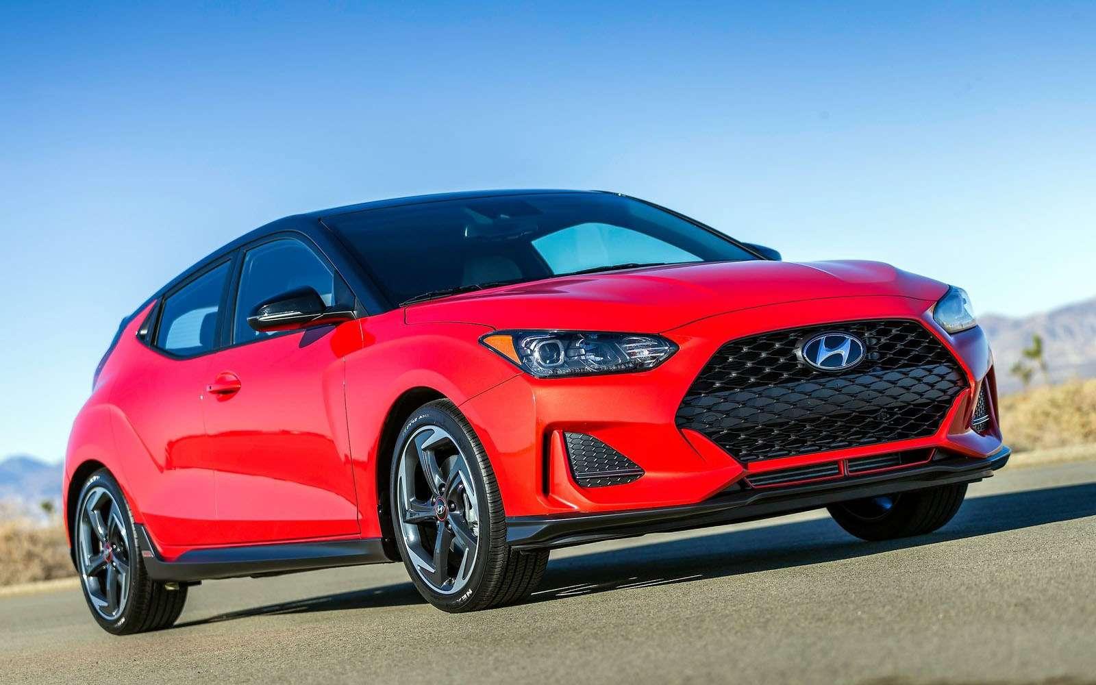 Самый странный Hyundai получил заряженную версию— фото 836368
