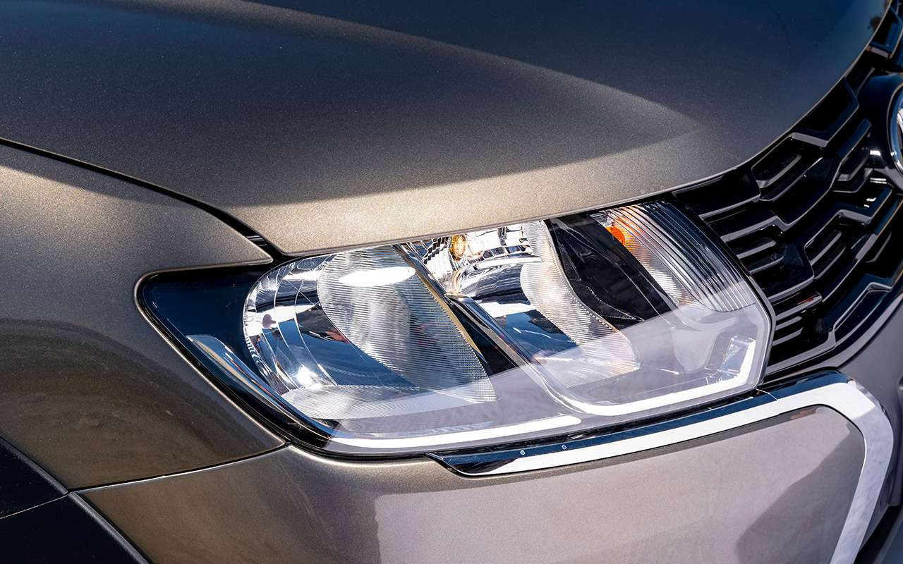 Lada Largus 2021с новым мотором: тест-драйв ивидео— фото 1239635