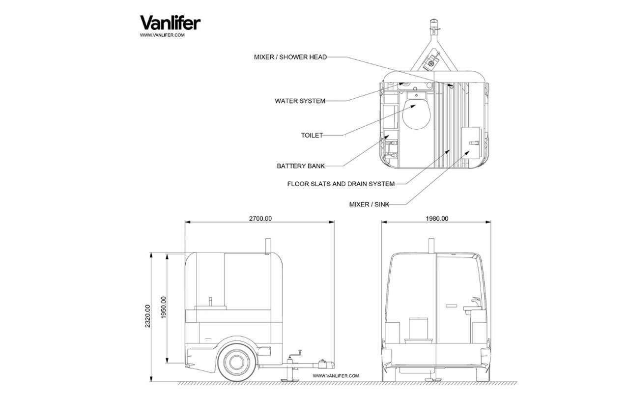 Персональный автотуалет— очень нужная вещь впробке— фото 1059783