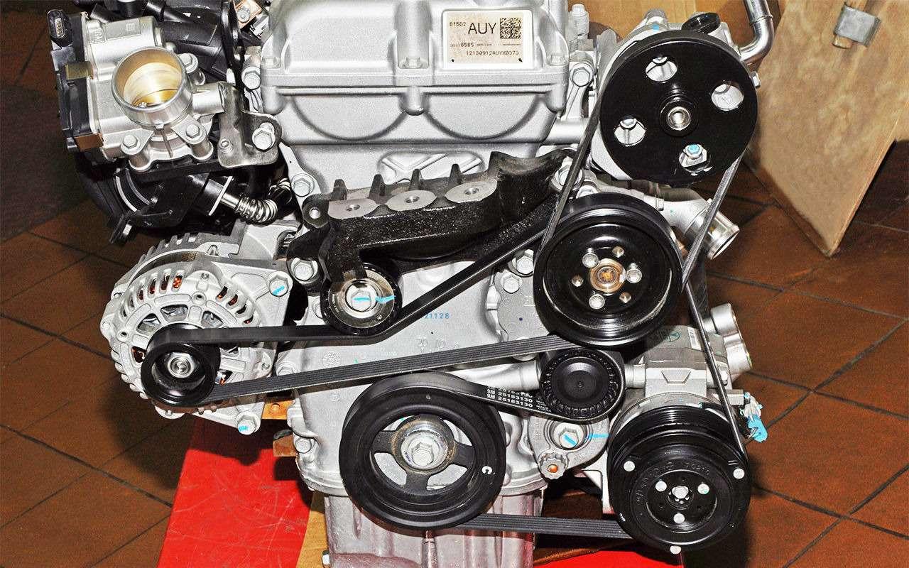 Почему двигатель стал работать громче?— фото 842493