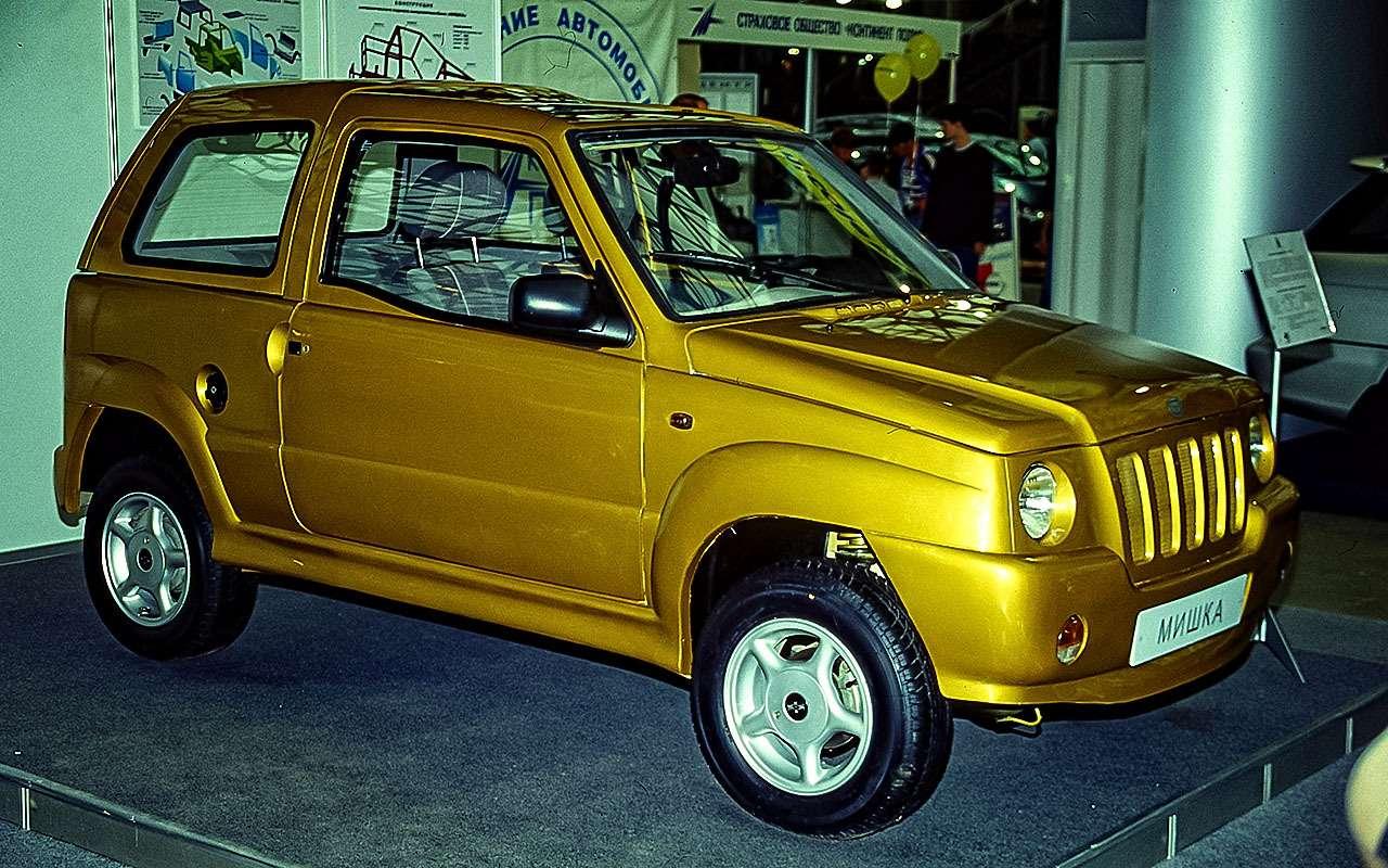13народных автомобилей СССР, которых какбы не было— фото 1001100