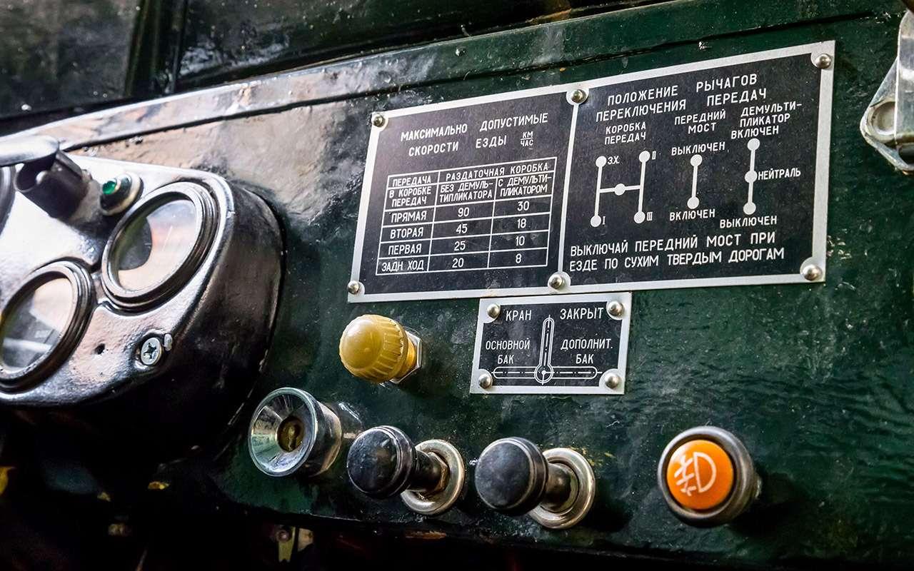 Ретротест знаменитого «козлика» ГАЗ-69: нанем ездили Анискин иМухтар— фото 901935