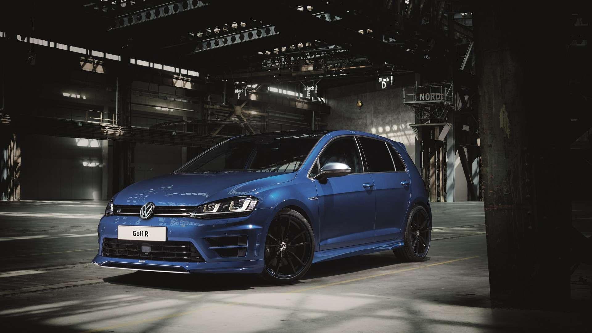 Красота ифункция: Volkswagen Golf влюбит всебя при поддержке афтермаркета— фото 679304