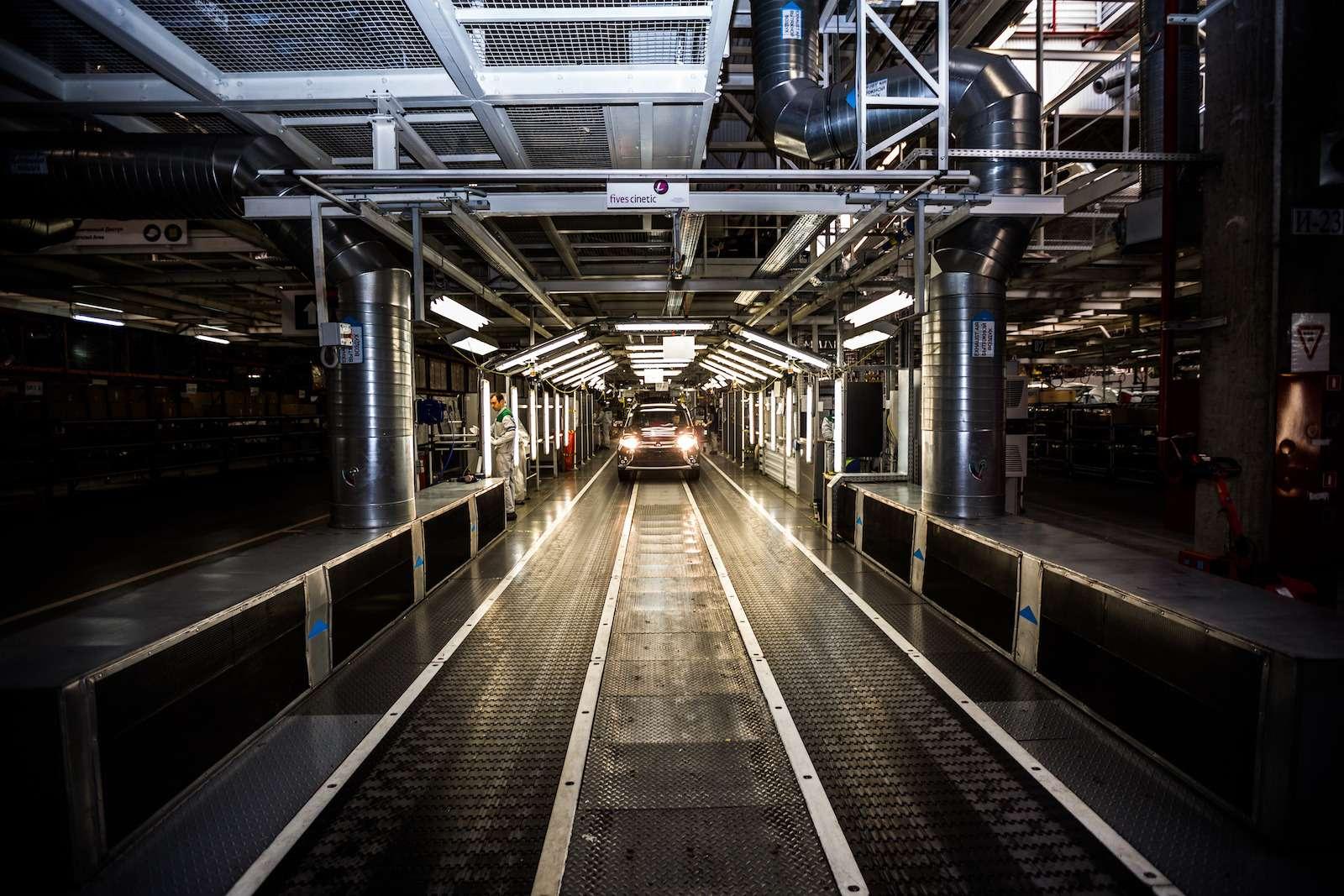 Почему локализованные вКалуге автомобили недешевеют— фото 573431