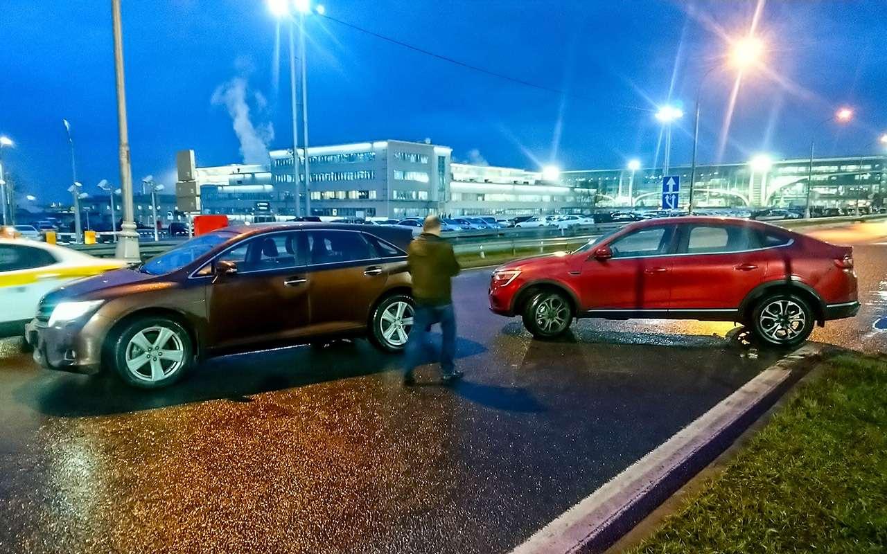 Renault Arkana после 15000км: досадные неполадки— фото 1066768