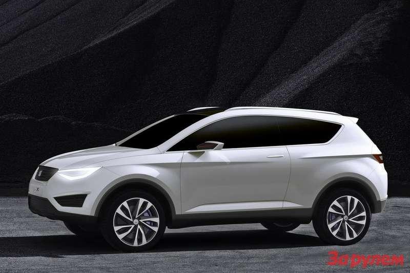 Seat IBX Concept 2011 1600x1200 wallpaper 04