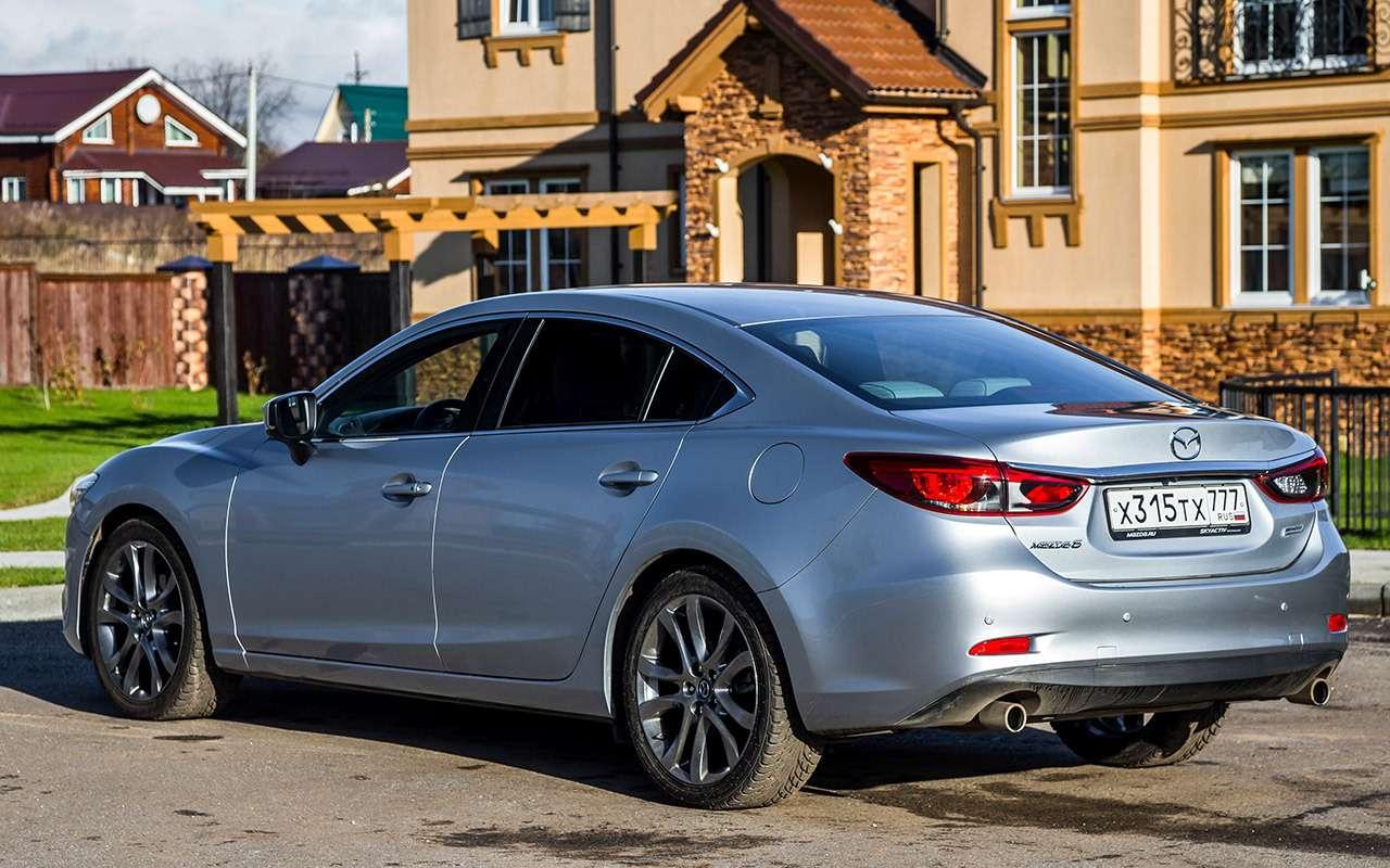 Hyundai Sonata против конкурентов— большой тест ЗР— фото 834896