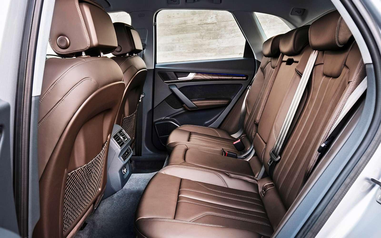 Новый Audi Q5quattro ultra— первый тест— фото 713318