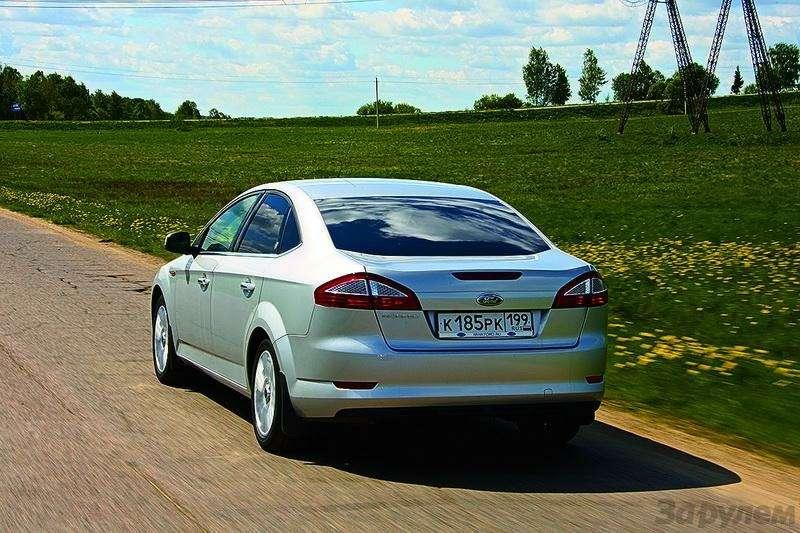 Ford Mondeo, Toyota Avensis, Volkswagen Passat: Под знаком качества— фото 93541