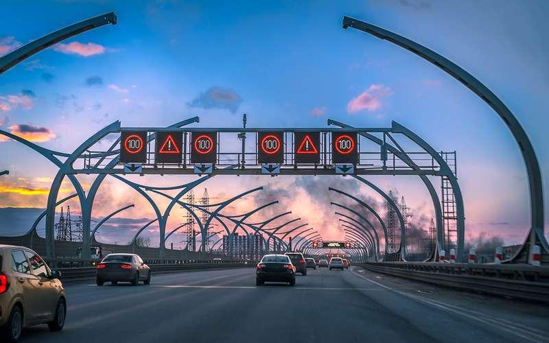 Оформление ДТП наскоростных магистралях запретят