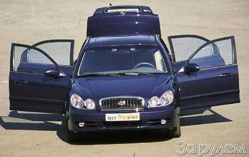 Hyundai Sonata. МУЗЫКА СВОЕГО РОДА— фото 25995