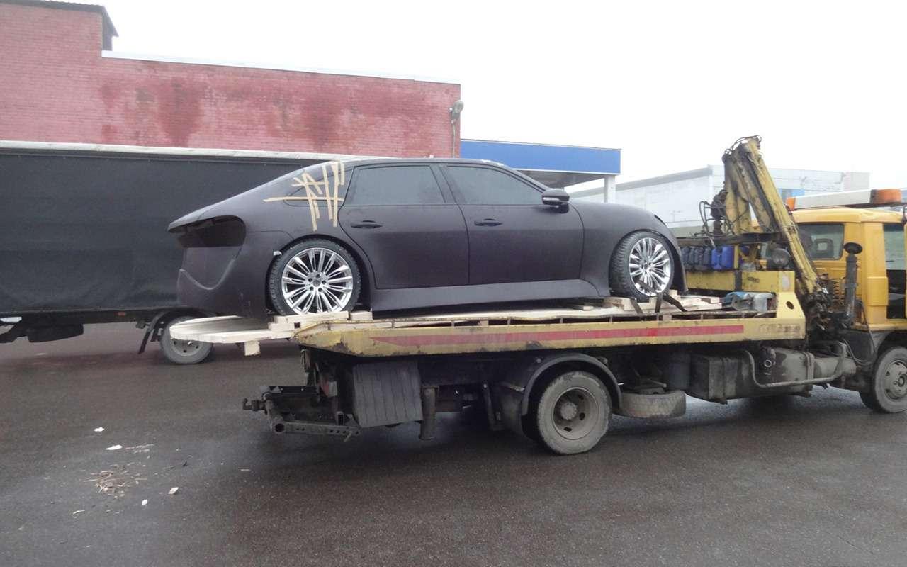 Новый российский автомобиль Monarch: как насамом деле онсейчас выглядит— фото 1042016
