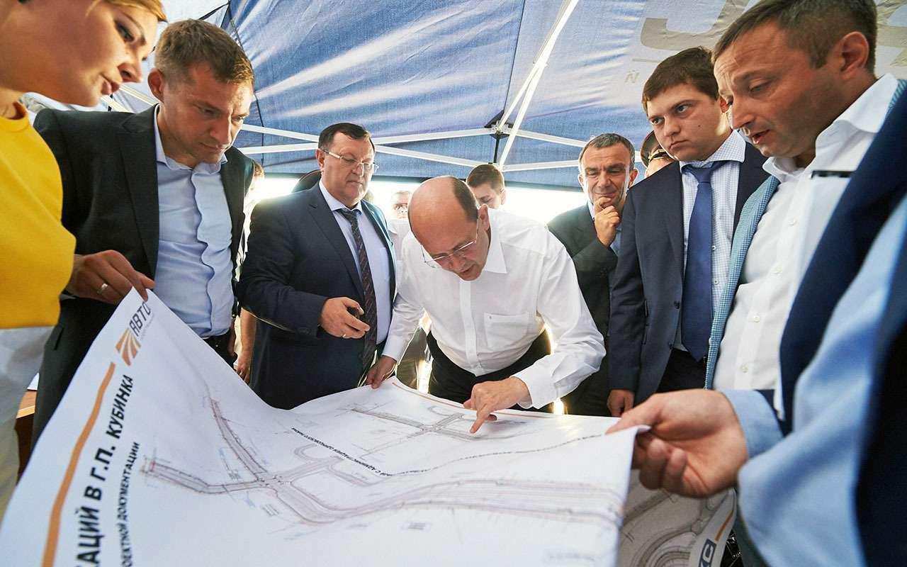 Трасса М-1«Беларусь»: зачто будут брать деньги?— фото 782952