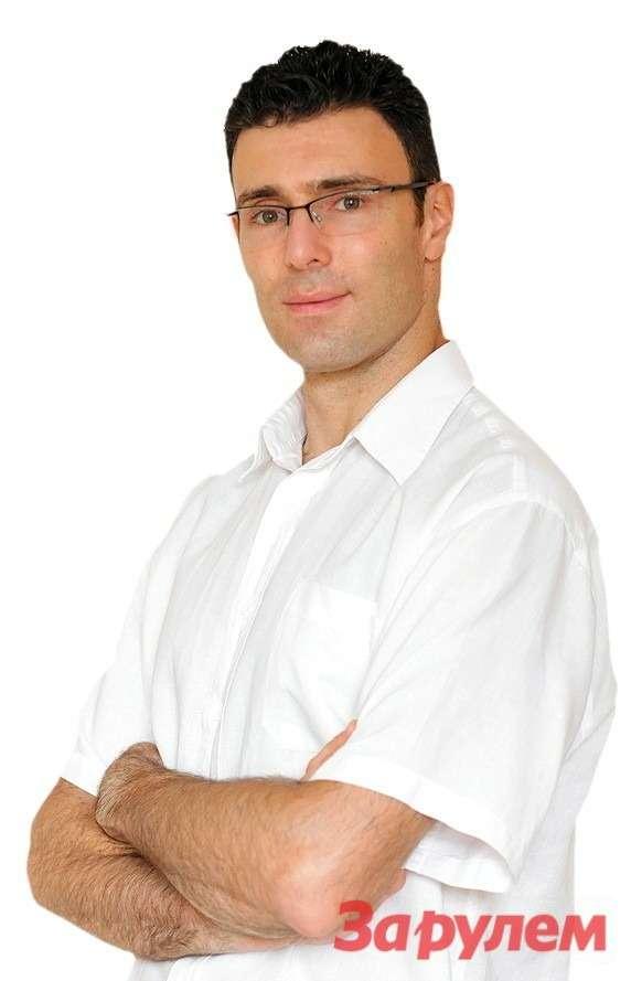 Дмитрий Симкин