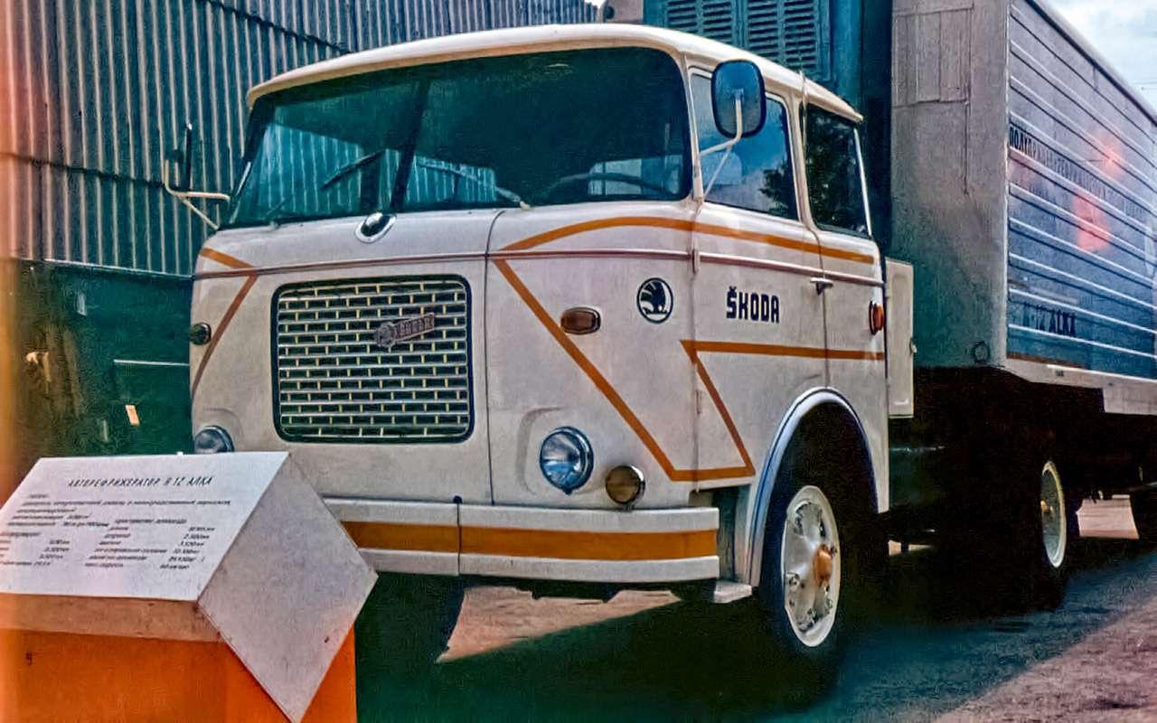 Самые доступные иномарки вСССР— грузовики, конечно!— фото 1209193