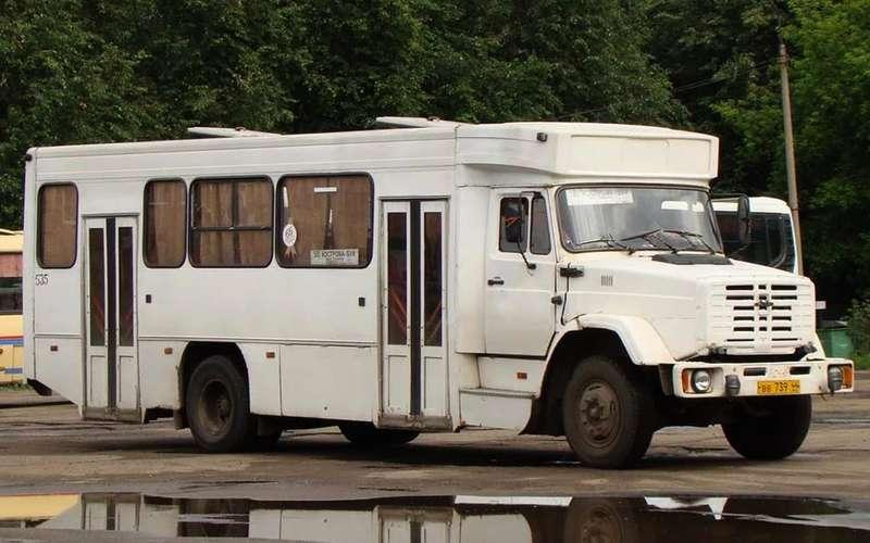 Волга ГАЗ-21из Победы М-20и самые странные автобусы