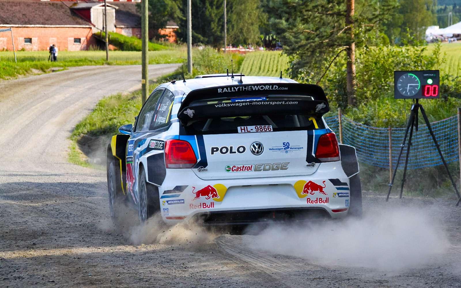 Финский этап WRC: прыгнуть выше головы— фото 627188