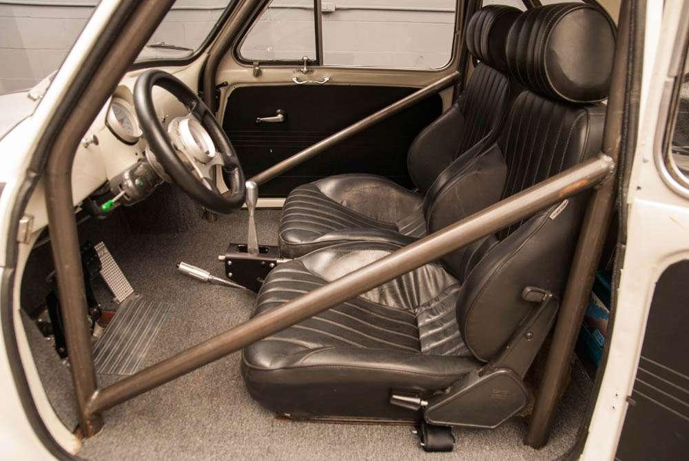 «Горбатого» Subaru исправит: Fiat 500 получил 300-сильный мотор— фото 594713
