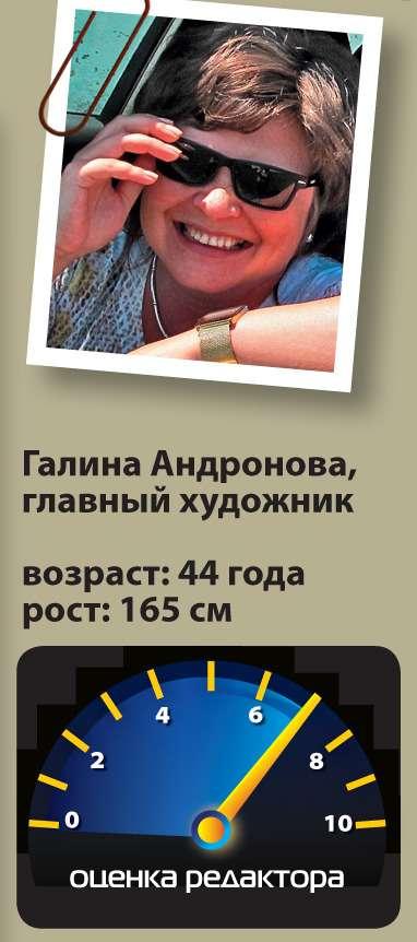 Галина Андронова