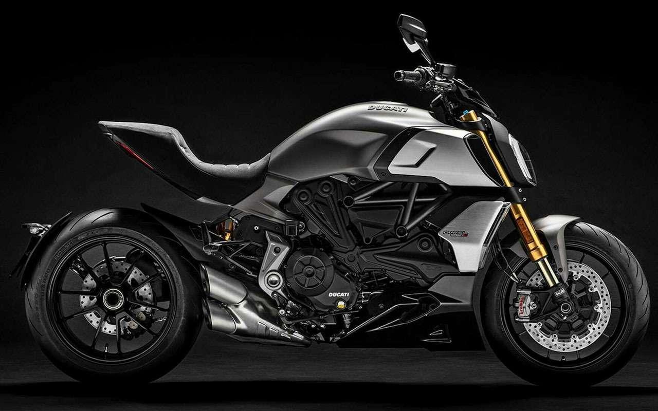 Мотоцикл Lamborghini: вот так онможет выглядеть— фото 1200505