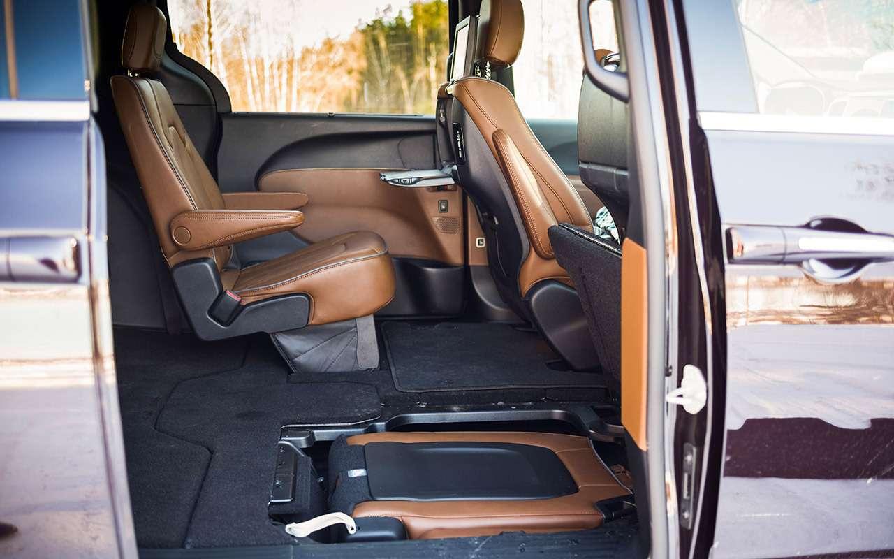Chrysler Pacifica: купить слона— фото 868755