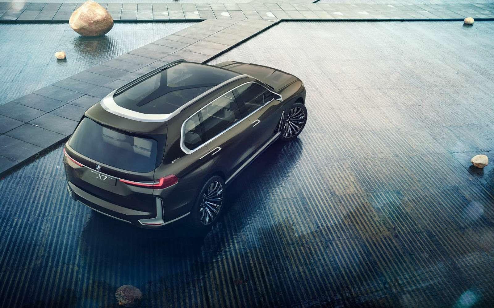 BMWX7: мызнаем, как онвыглядит!— фото 791757