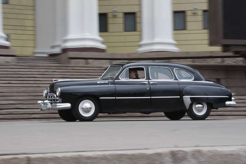 ГАЗ-12ЗИМ: партийная кличка