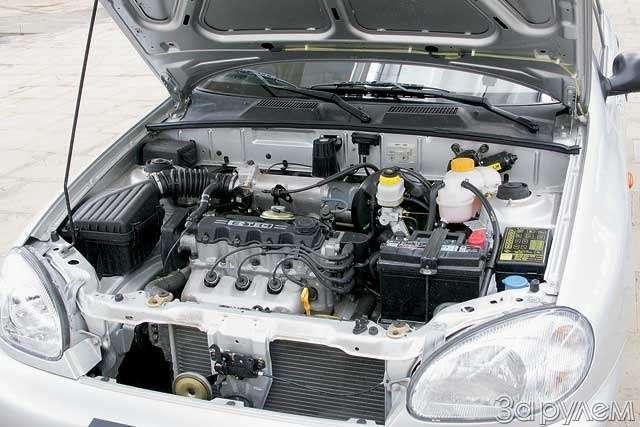 Тест Renault Logan, Lada Kalina, Lada 110, Daewoo Nexia, Chevrolet Lanos. Сделано вСССР— фото 64306