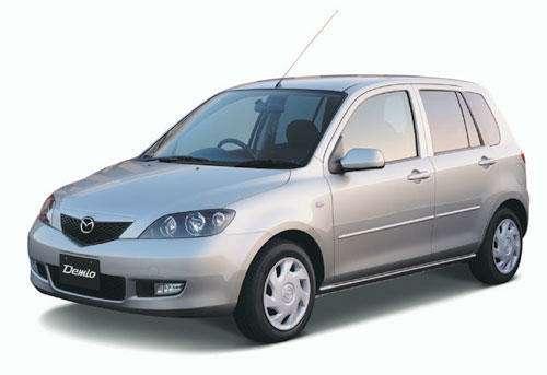 Mazda обновляет серию Demio— фото 41975