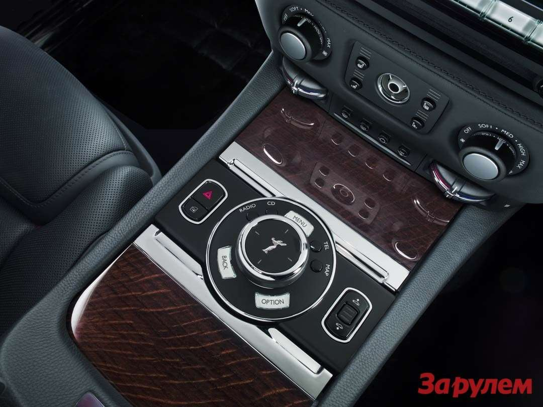 В Женеве представлен Rolls-Royce Ghost Series II