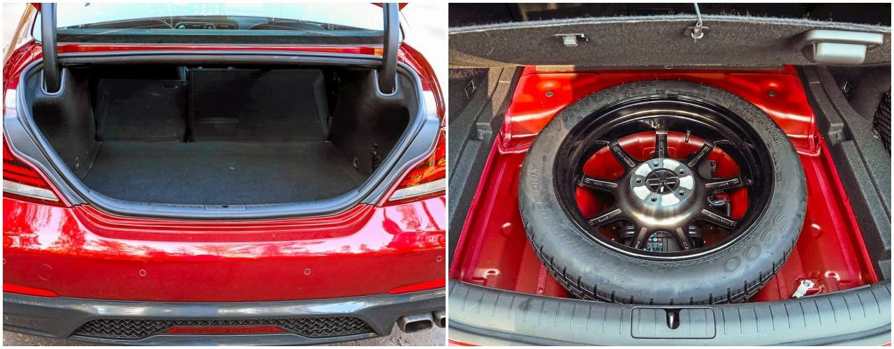 Genesis G70 против Audi A4и Jaguar XE— большой тест— фото 894733