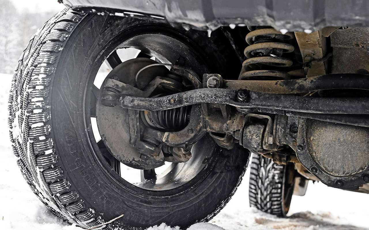 УАЗПатриот 2019— первый тест-драйв серийной машины— фото 942553