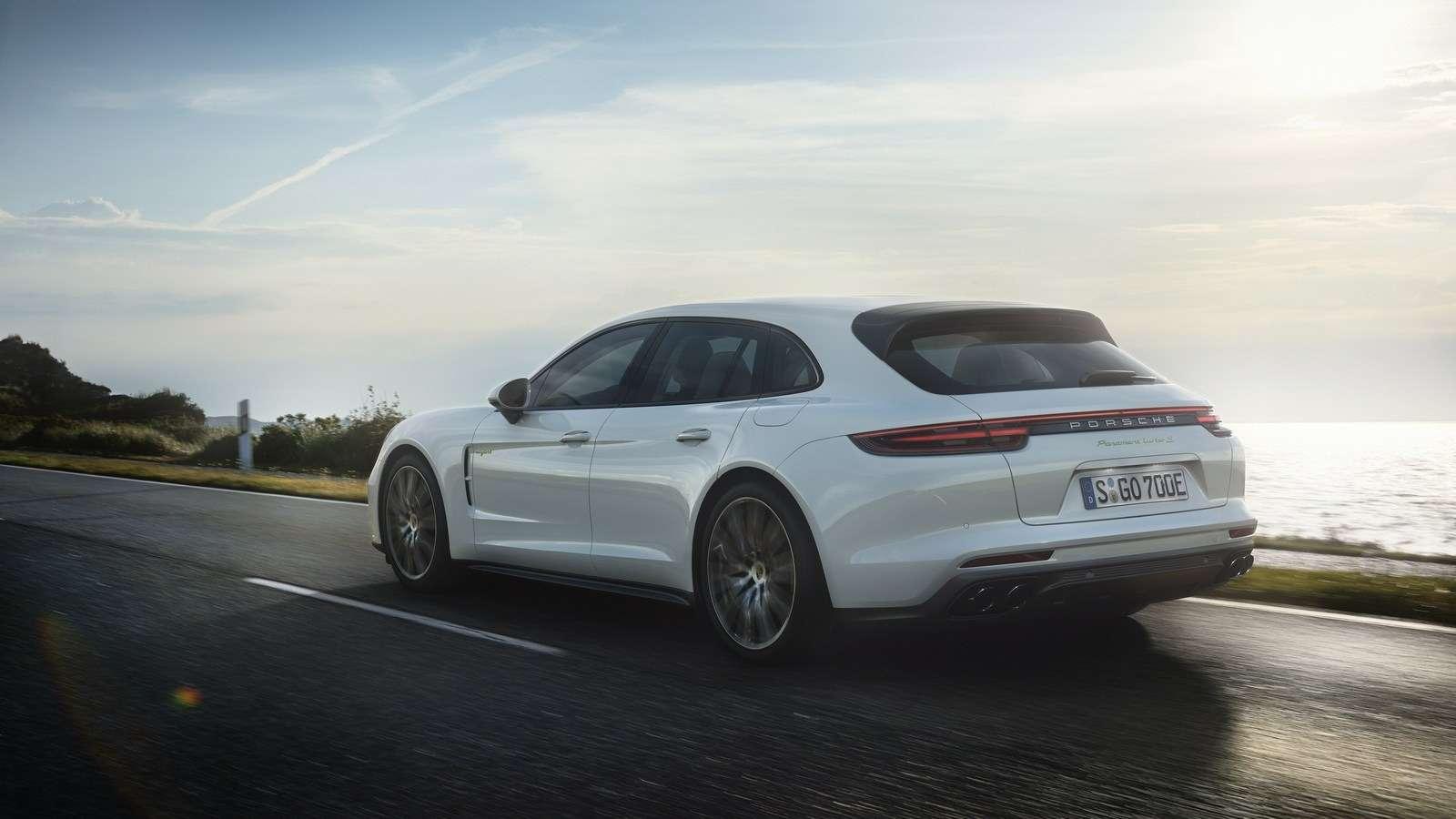 Porsche рассекретила самый крутой «сарай» вмире— фото 798455