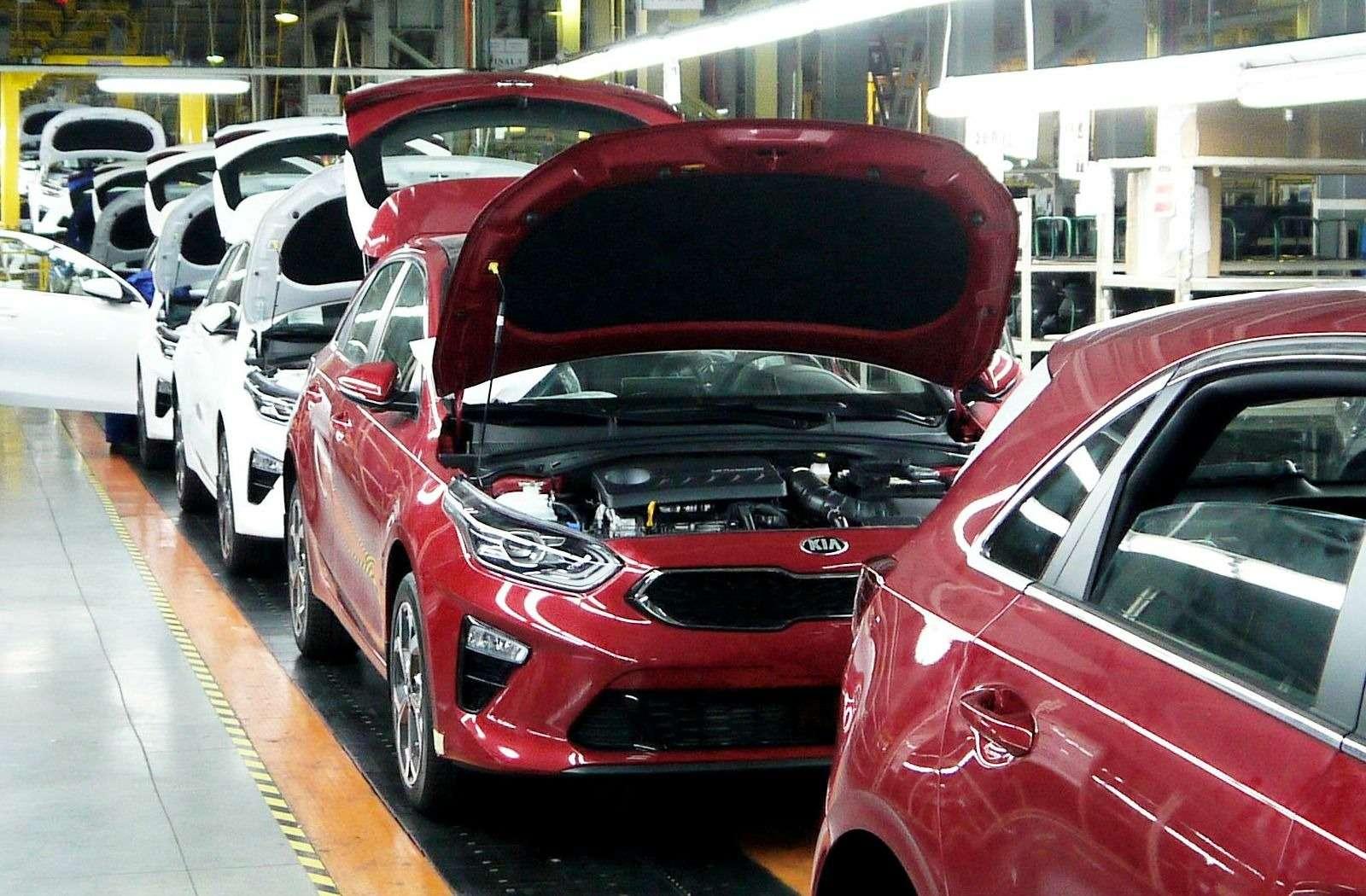 Новый Kia Ceed: началось производство вРоссии. Цен пока нет— фото 887510