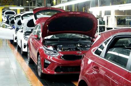 В России стартовало производство нового Kia Ceed