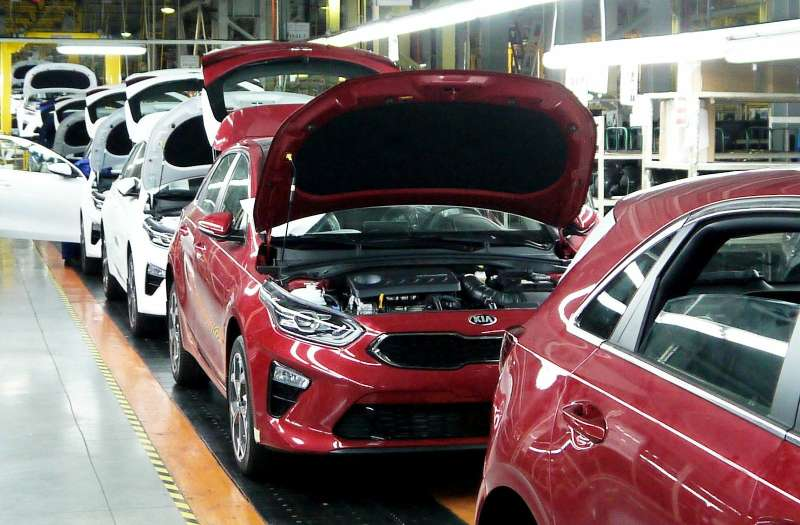Новый Kia Ceed: началось производство вРоссии. Цен пока нет