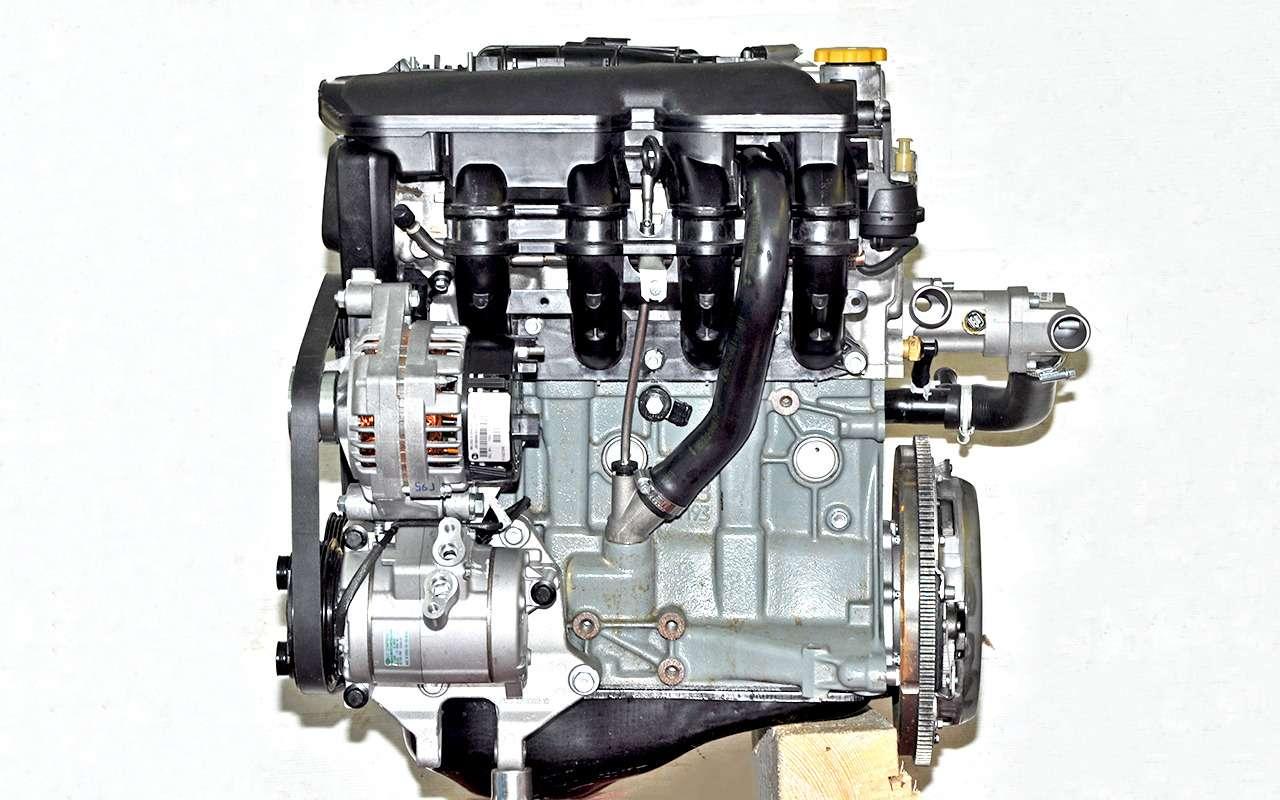 6 главных проблем двигателя ВАЗ 1.6— фото 947310
