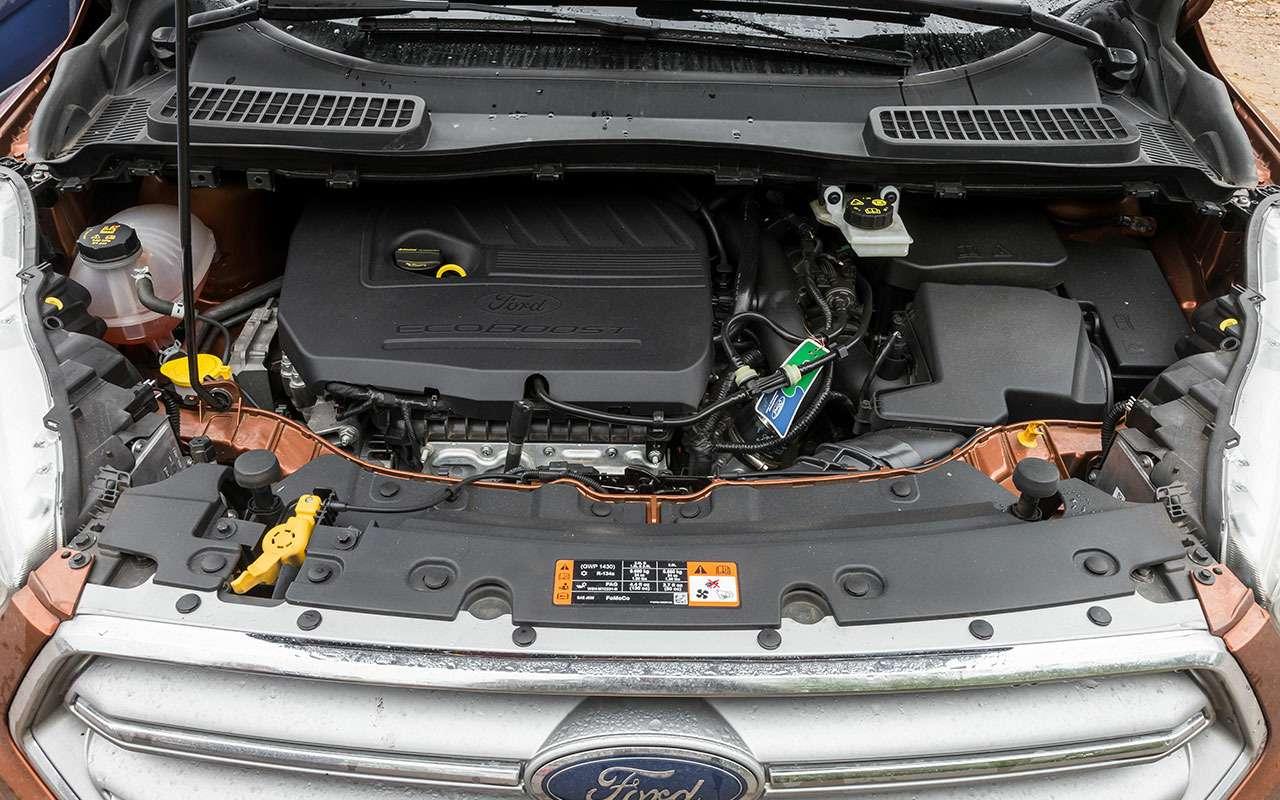 Перепрошивка двигателя: что она даст ичем грозит— фото 810709