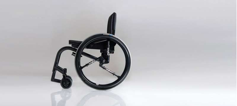 Daimler заинтересовался колесом совстроенными амортизаторами